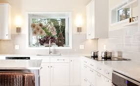 white glass subway tile kitchen backsplash manificent plain white ceramic subway tile backsplash white glass
