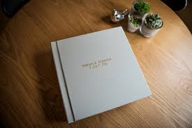 matted photo album and matted folio wedding album supplier surrey