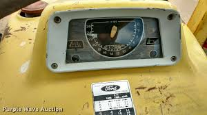 ford 4110 tractor item db0961 sold june 28 ag equipment