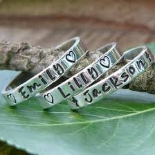 personalized rings with names personalized rings ideas collections
