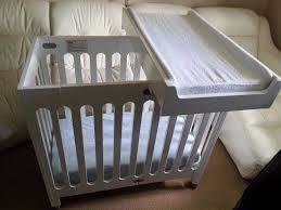Bloom Mini Crib Bloom Alma Mini Crib Cot Coconut White In Horsham West