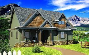 walkout basement home plans walkout bungalow plans small cottage house plan autumn place