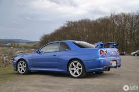 nissan skyline r34 for sale nissan skyline r34 gt r 9 march 2017 autogespot