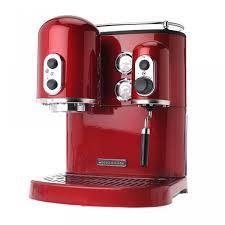Kitchenaid Burr Coffee Grinder Review Kitchenaid Artisan Kes2102 Espresso Machine And Burr Grinder Duo