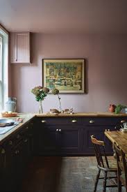how to paint cabinets with farrow and paean black