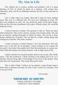 Goal Essay Sample Life Essays Cover Letter Examples My Essay Luke Hermer Laws Of