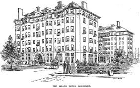 comm 400 u2013 boston globe 1mar1899 drawing back bay houses