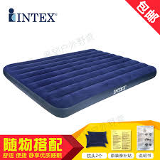 usd 35 15 intex camping air mattress single double household