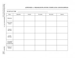 daily lesson plan template free printable plans for preschool tea