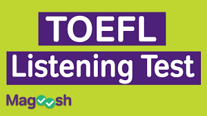 the best toefl listening practice