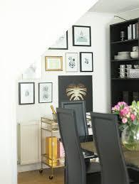 new gallery wall with wayfair finnterior designer