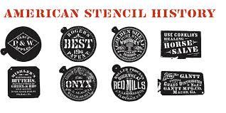 astype vtg stencil ornaments a