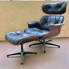 Chair Ottoman Set Best 25 Eames Style Lounge Chair Ideas On Pinterest Eames Style