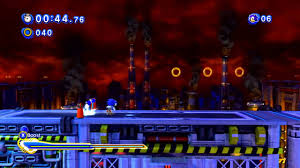 red star rings images Sonic generations chemical plant act 2 red rings jpg