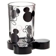 Mickey Bathroom Accessories by Vintage Black And White Mickey Mouse Bathroom Set My Best