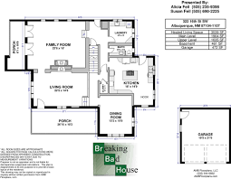 house plan layout jesse pinkman u0027s house upscout gifts and gear for men