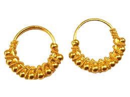 png gold earrings jewellery