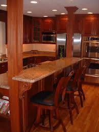Kitchen Island With Seating Area by Kitchen Two Islands Fantastic Home Design