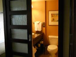 Frosted Glass For Bathroom Bathroom With Frosted Glass Doors Picture Of Wyndham Grand