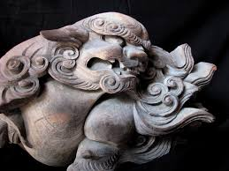 shishi statue untitled 1