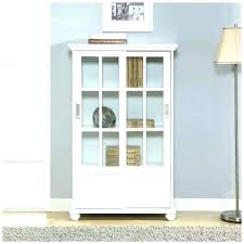 white bookcase cabinet white bookcase with doors bookcase with