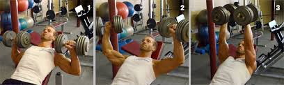 Flat Db Bench How To Tone Your Lower Chest Using 2 Simple Exercises Weight