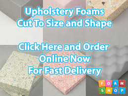 Discount Upholstery Foam Foam Cut To Size Foam And Diy Upholstery Supplies The Foam Shop