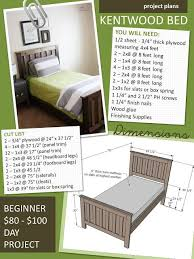 Free Do It Yourself Loft Bed Plans by 23 Best Diy Beds Images On Pinterest Bed Home And Architecture