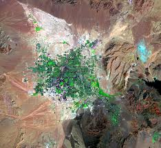 Satellite Map Live Las Vegas Nevada Usa Earthshots Satellite Images Of