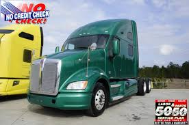 Used 2012 Kenworth T700 Sleeper For Sale 530069