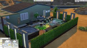 Patio 4 Patio Decorating Ideas by The Sims 4 Design Guide Patio Decor Sims Community