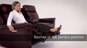 Comfort Recliners Palliser Multi Comfort Recliners Youtube