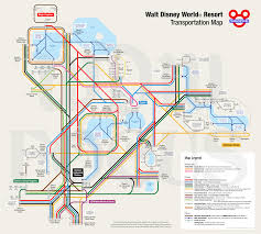 Map Of Hollywood Studios Walt Disney World Resort Transportation Map Dbm Your