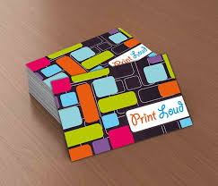 awesome gallery of business cards printing business cards design