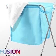 foldable laundry bag washing basket bag bin hamper storage clothes