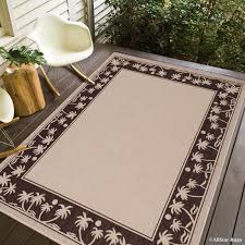 Palm Tree Outdoor Rug Contemporary Palm Tree Area Rugs Rug S 1488974001 Intended
