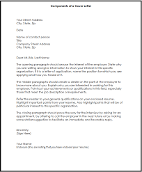 inspirational show example of a cover letter 96 in good cover