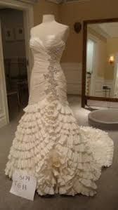 recycled wedding dresses top 5 reasons to buy a used wedding dress bravobride