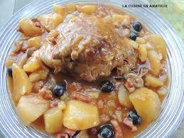 cuisine andalouse recettes de roti de porc a l andalouse
