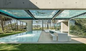 Glass Wall House by The Wall House By Guedes Cruz Arquitectos Ignant Com