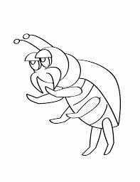 free bug coloring sheets printable kids u2013 alcatix