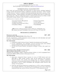 Best Example Of Resume by 25 Stunning Sample Financial Service Consultant Resume Metlife