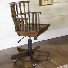 Bankers Chair Cushion Banker U0027s Chairs You U0027ll Love Wayfair