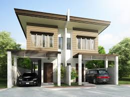 Duplex House Plan PHP Is A Four Bedroom House Plan Design - Duplex homes designs