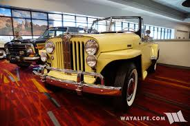 1949 willys jeepster 2016 sema omix ada willys jeepster