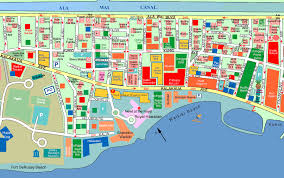 map of waikiki waikiki map hint find the dot at the pink hotel on