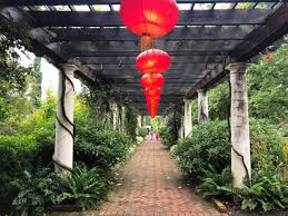 Daniel Stowe Botanical Garden Hours The Lantern Festival Is Now Open At Daniel Stowe Botanical