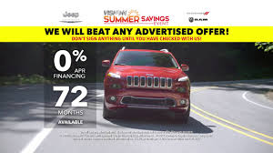 dodge ram 0 financing vision dodge chrysler jeep ram summer savings event in august