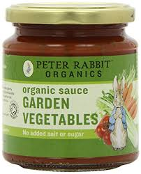 rabbit organics rabbit organics from 9 months organic sauce