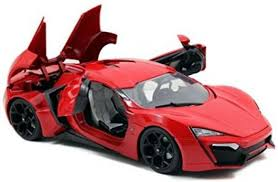 lykan hypersport doors jada 1 18 scale fast u0026 furious 7 lykan hypersport diecast car